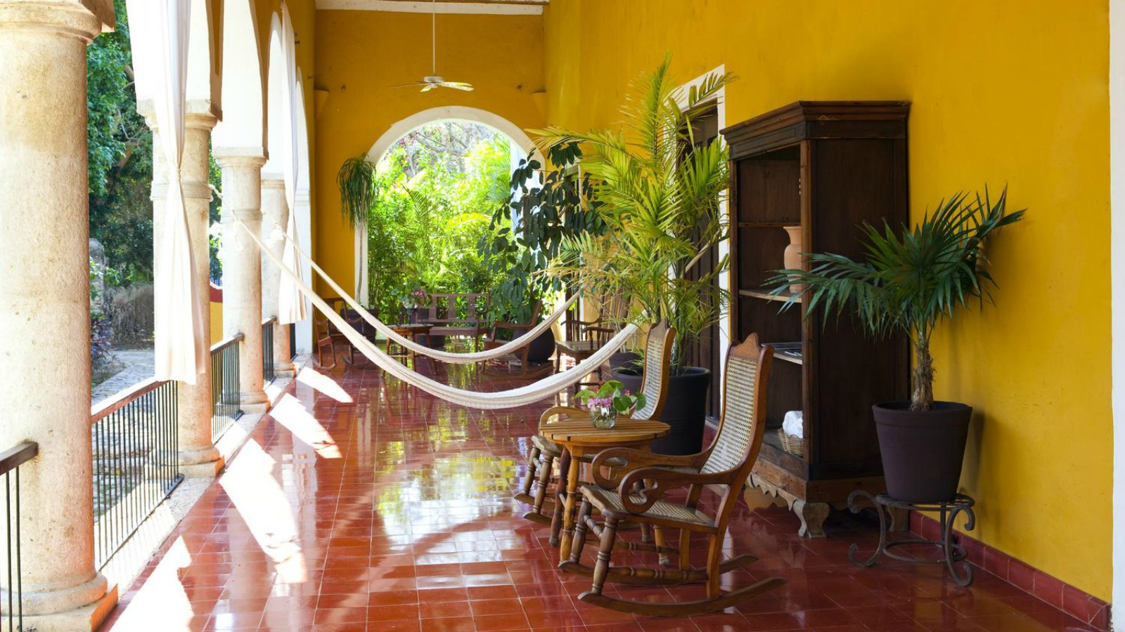 Hacienda San Jose - Presidential Suite