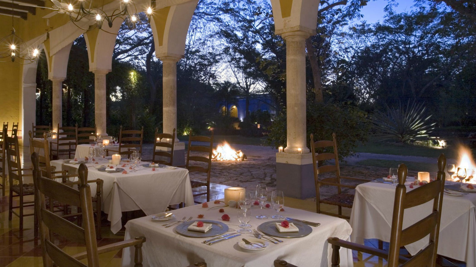 Hacienda San Jose Cholul - Restaurant