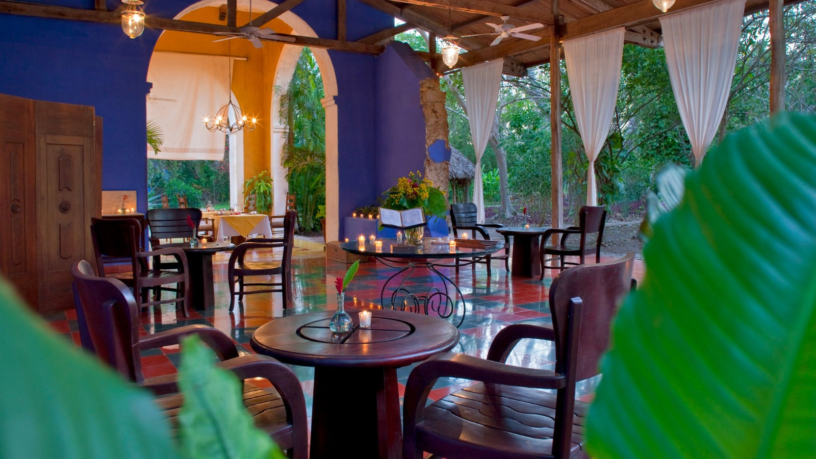 Hacienda San Jose Cholul - Terrace Bar